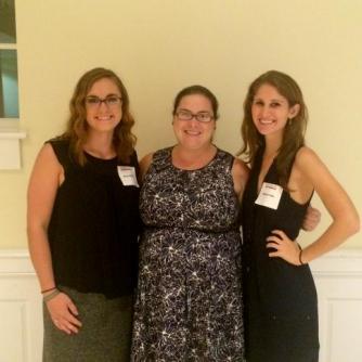 Summer 2016: Alexis Mitchell (UNCC), Dr. Sockol & Katie Little '18.